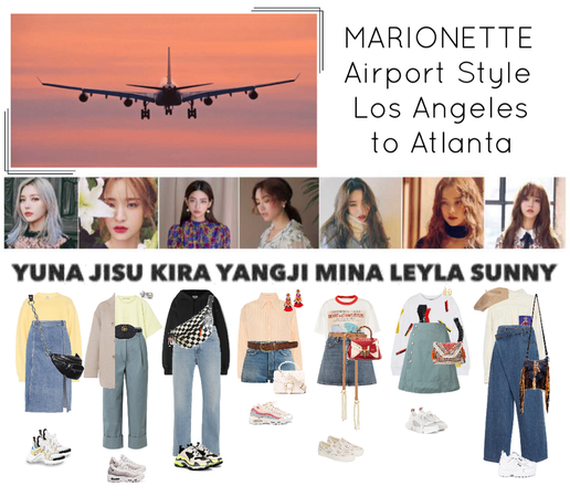 {MARIONETTE} Airport Style