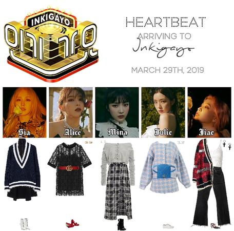 [HEARTBEAT] INKIGAYO 200329 | ARRIVAL