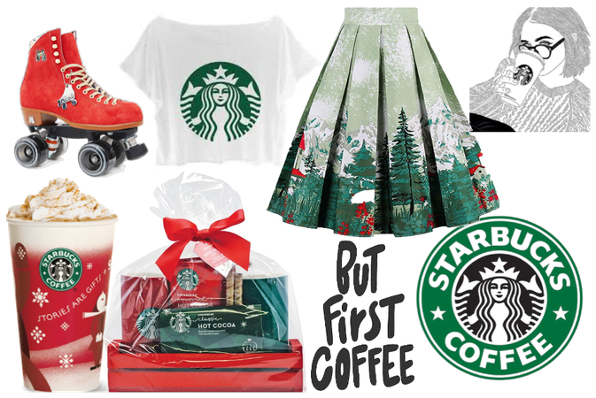 Starbucks in Winter