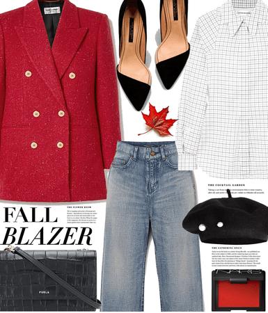 Fall blazer 🍁