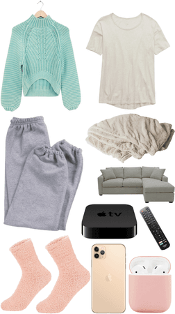 Comfy day!