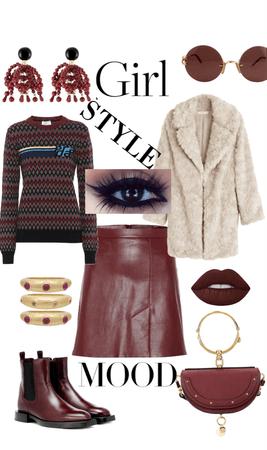 Girl Style Mood