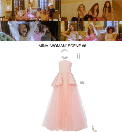 [HEARTBEAT] MINA 'WOMAN' M/V | SCENE #6