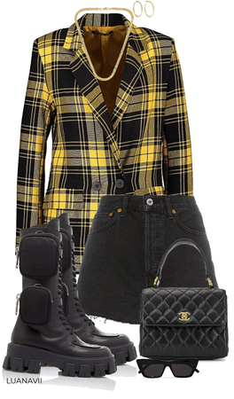 how to wear: prada combat boots