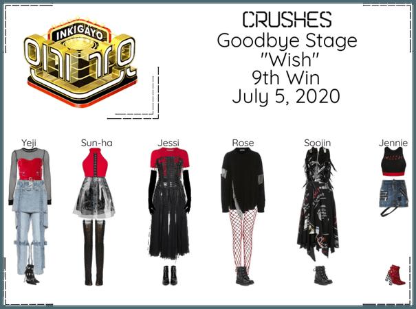 "Crushes (호감) ""소원 (Wish)"" Goodbye Stage 9th Win"
