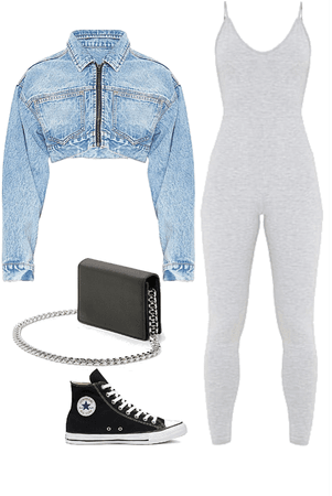 cute look for a shopping day out