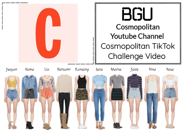 BGU Cosmopolitan Youtube Channel