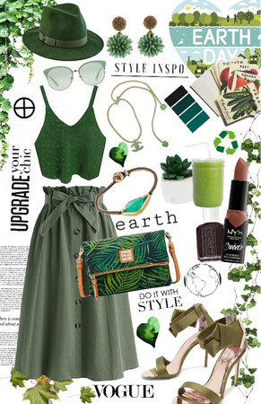 Earth Day Inspired