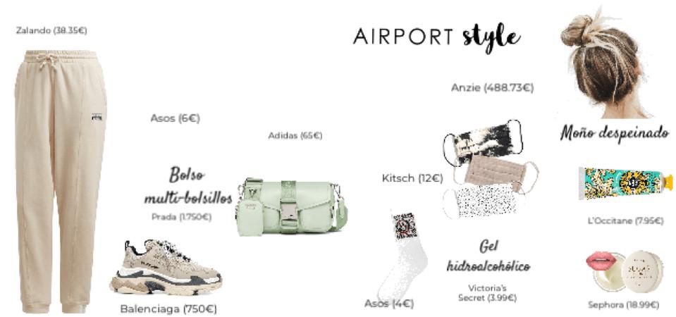 Airport look
