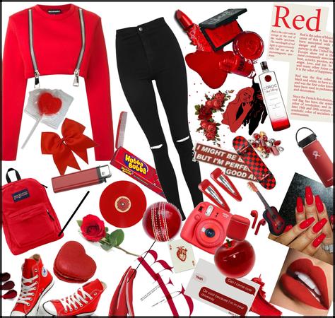 Red 🌹❤️❣️❤️❣️