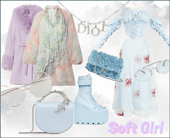 P A S T E L | Soft Girl