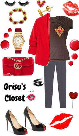 51 Grisu's Closet exclusive T-shirt