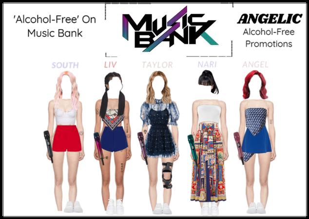 천사의 (Angelic) On Music Bank