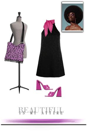 Beautiful is my attire