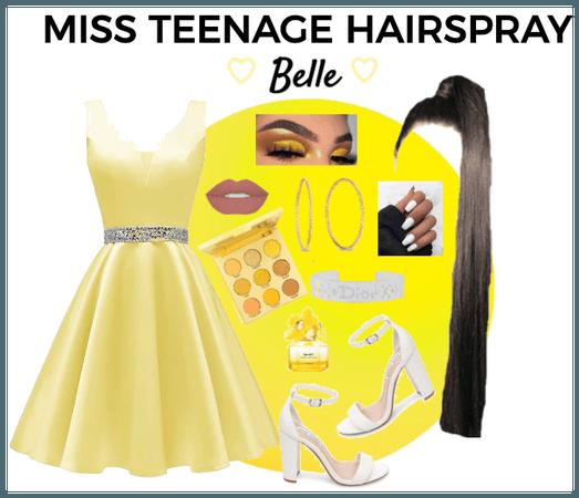 Belle - Miss Teenage Hairspray