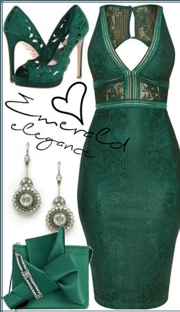 Jewels - Emerald