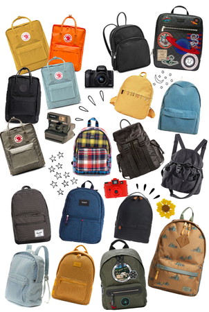 The Backpacks That I Love