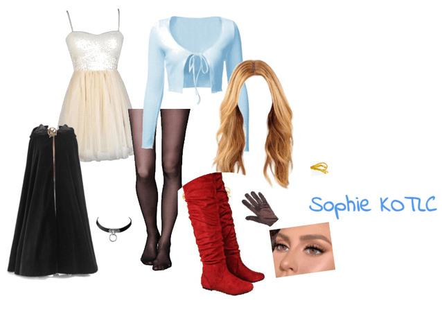 Sophie's Outfit from KOTLC