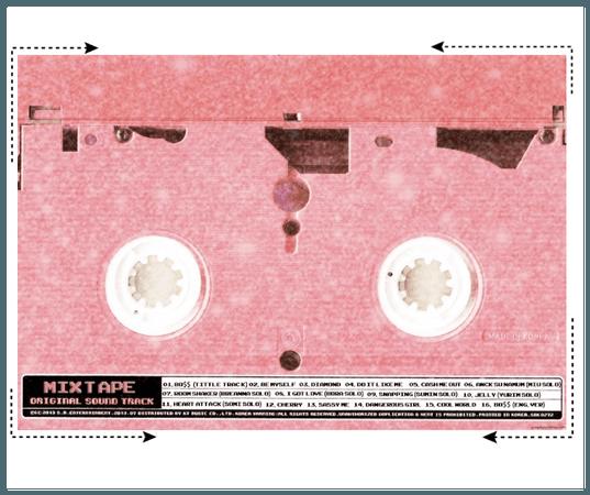 《6mix》'Mix Tape' Tracklist