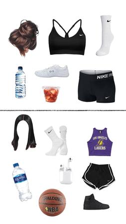 cheer / basketball