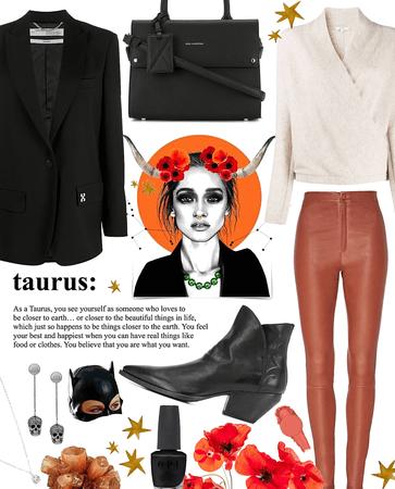 me, the taurus