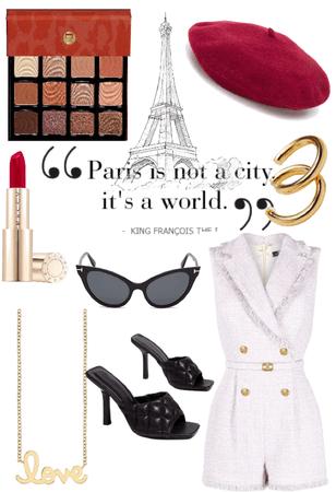 The Beauty Of Paris