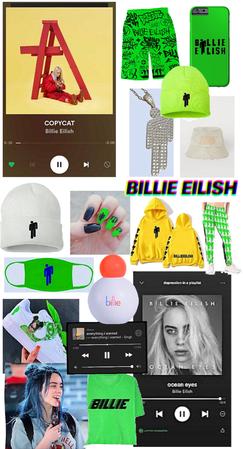 Billie Eilish themed