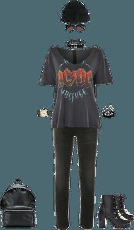 Rock/Metal style