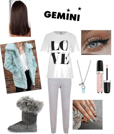 Gemini Winter Outfit