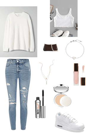 comfortable, stylish outfit