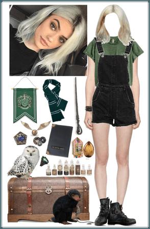 Cassiopeia Black || Slytherin