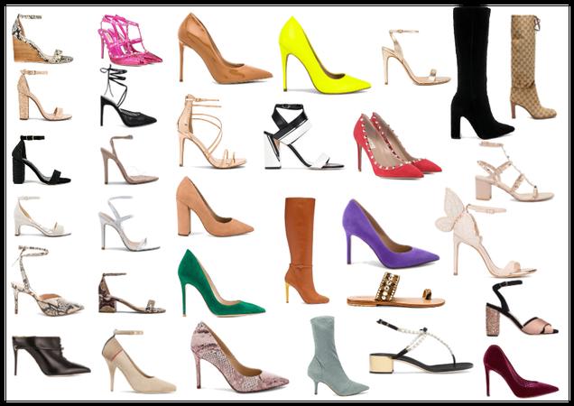 Calçados Estilo Elegante