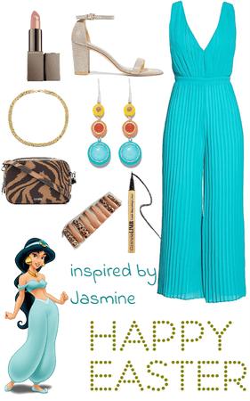 Happy Easter: Jasmine