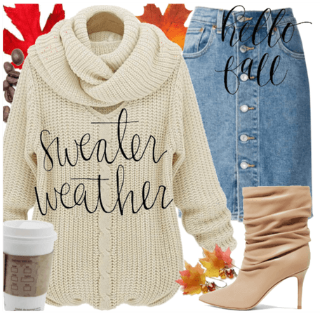 Sweater weather style