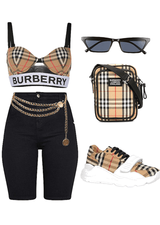 Burberry Summer Festival Vibes
