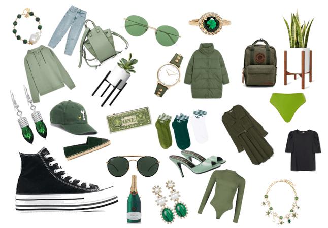 Green ~Aesthetic~