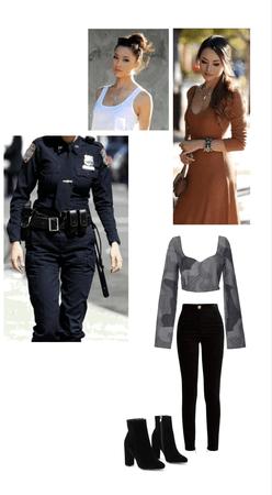 officer Ming (Oc)
