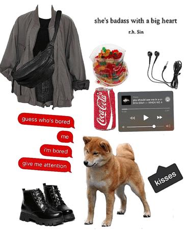 Dog Walking w/ Mariah