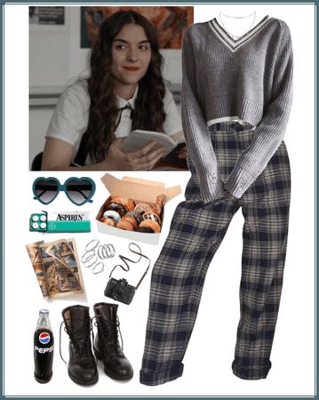 Bonnie Wheeler | Stranger Things OC