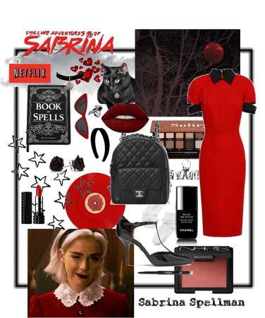Sabrina Spellman style (CAOS)