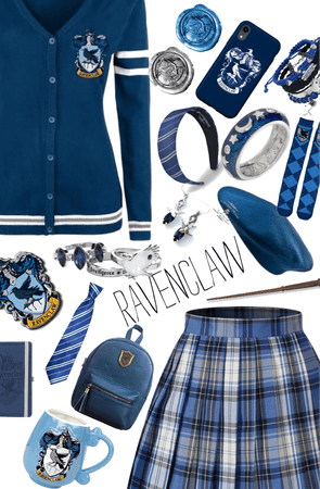 Ravenclaw's Rule! 💙