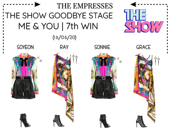 [EMPRESS] THE SHOW | ME & YOU | 7th WIN