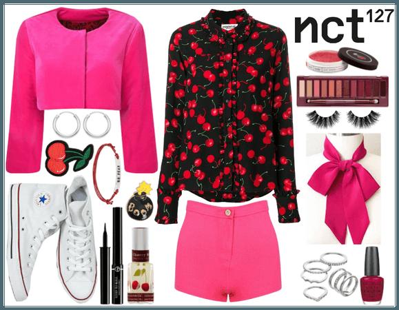 NCT 127: Cherry Bomb MV Inspired