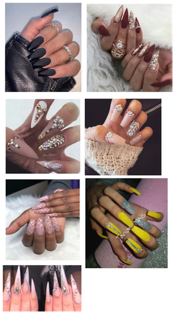 Nails All Day Every Day