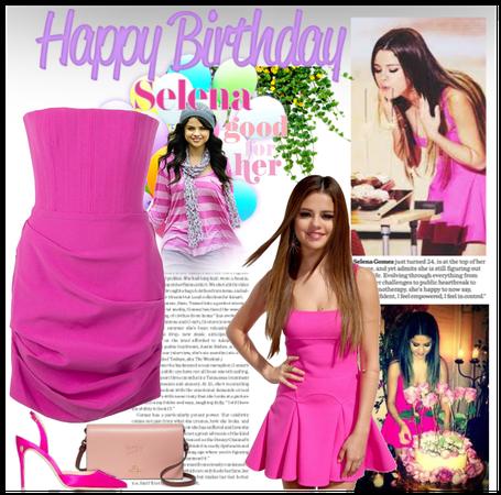Selena Gomez Birthday