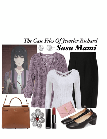 THE CASE FILES OF JEWELER RICHARD: Sasu Mami