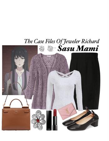 THE CASE FILES OF JEWELER RICHARD: Sasu Mami