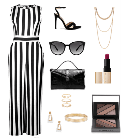 Chic summer outfit for Erika