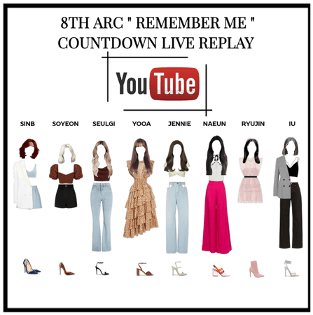 8TH ARC REMEMBER ME COUNTDOWN LIVE