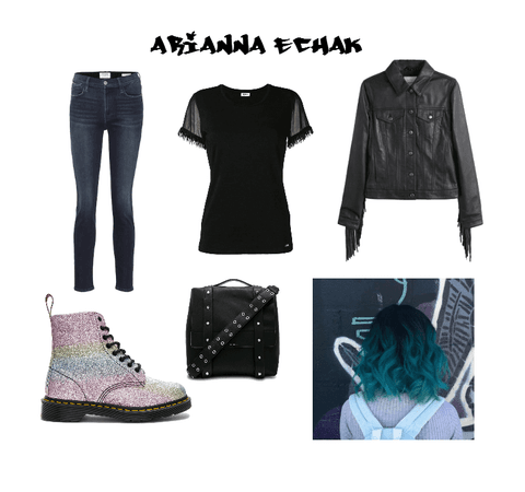 My version of one of my bff, she's called Arianna.